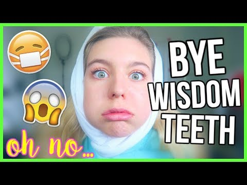 Getting My WISDOM TEETH Removed Funny Reaction