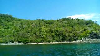 FOR SALE 3 HECTARES BEACH PROPERTY WITH OVERLOOKING AND SMALL ISLAND IN PORT BARTON, PALAWAN