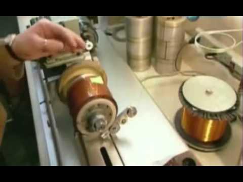 Como se hace el parlante altavoz o bocina que es un transductor electroacústico