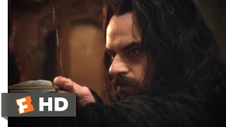 What We Do in the Shadows (2015) - Flat Meeting Scene (1/10)   Movieclips