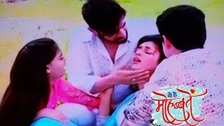 Ye Hai Mohabbatein | Ishita JUMPS From The Bus In Critical Pregnancy Situation