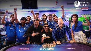 Martin Jacobson Vs Nishant Sharma   Delhi Panthers Vs Mumbai Anchors   Poker Sports League
