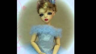 Cinder & Ella by Bo Bergemann (Cinderella BJD)
