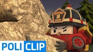 Let's work together! | Robocar Poli Rescue Clips