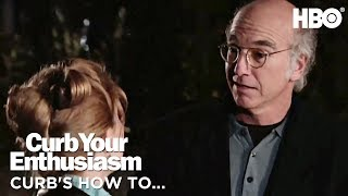How Larry Makes Up w/ Cheryl | Curb Your Enthusiasm (2017) | HBO