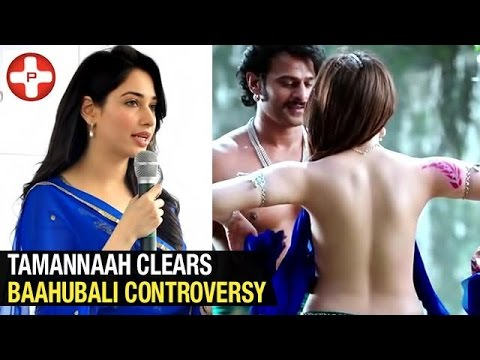 Tamannaah clears Baahubali controversy | Prabhas | Tamil Cinema News | PluzMedia Tamil