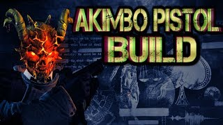 PAYDAY 2 - Akimbo Pistol Build
