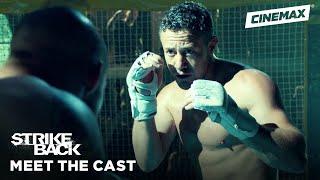 Meet the New Team: Sgt. Thomas 'Mac' McAllister   Strike Back   Cinemax