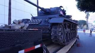 Panzerfabrik at AX 2013, Sentai Filmworks and  Girls & Panzer