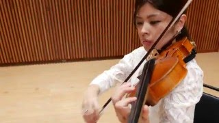 """4K Music-Video Franz Schubert """"Death and the Maiden"""" 「死と乙女」 D810 by UNAMAS STRINGS QUINTET"""