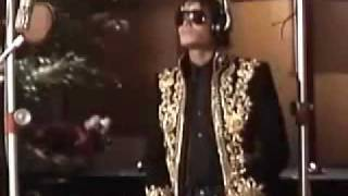 MICHAEL JACKSON MAKING OF WE ARE THE WORLD  Demo