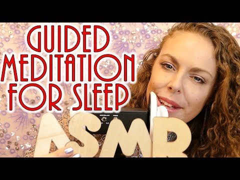 ASMR Guided Meditation For Sleep & Relaxation – Binaural 3Dio Ear to Ear Whisper