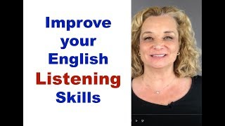 Improve your English Listening Skills for Better Pronunciation