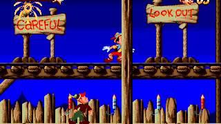 [Full GamePlay] Pinocchio (Hard Mode) [Sega Megadrive/Genesis]