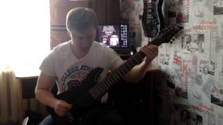 All That Remains   MADNESS GUITAR COVER [WITH TABS!!]