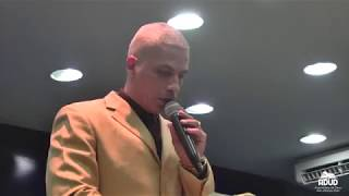 Pastor Júnior Trovão na ADUD