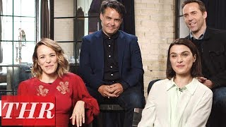 """Rachel Weisz & Rachel McAdams on """"Forbidden Love Story"""" in"""