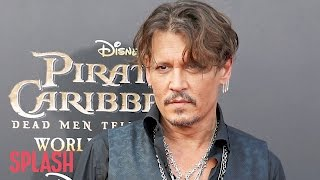 Johnny Depp Caused Chaos Filming Pirates of the Caribbean | Splash News TV