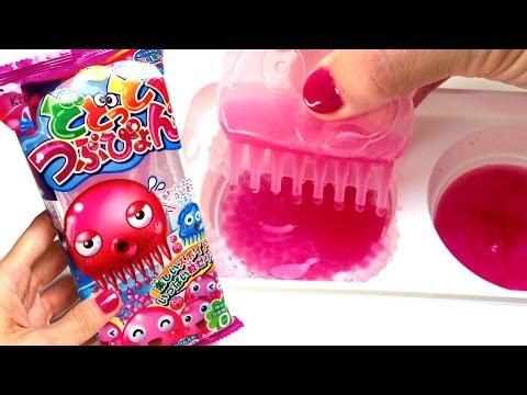 Kracie Dodotto Tsubu Pyon Kracie Popin Cookin どどっと つぶぴょん Dot Drip Candy どどっとつぶぴょん