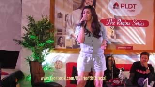 Regine Velasquez - On The Wings Of Love [The Regine Series Nationwide Tour - SM City Dasmariñas]
