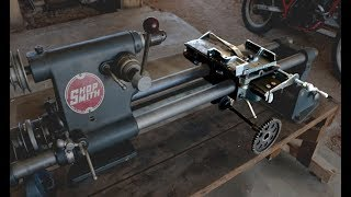 Building A Cross Slide   Converting A Wood Lathe Into a Metal Lathe Part 2