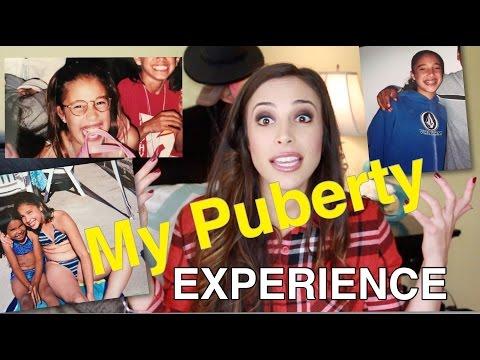 My Puberty Experience I Sierra Dallas