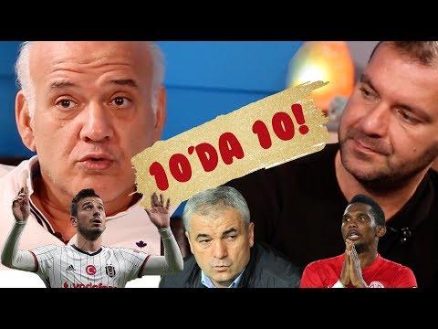 Türkiye'nin Beklediği 10 Soru 10 Cevap Ahmet Çakar | 10 Numara Muhabbet