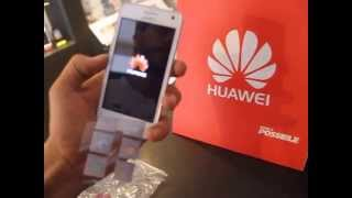 unboxing unpacking huawei y3c