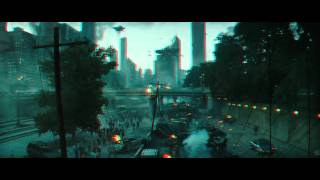Transformers: Dark Of The Moon Official 3D Trailer (2Dto3D Anaglyph)(Red-Cyan) 1080p