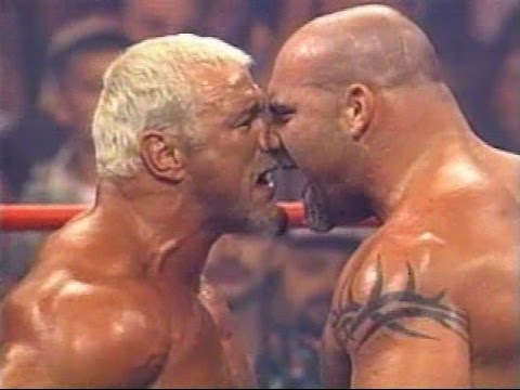 Scott Steiner vs. Bill Goldberg TRIBUTE Unstoppable Force vs. Immovable Object