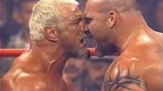 Scott Steiner vs. Bill Goldberg TRIBUTE - Unstoppable Force vs. Immovable Object