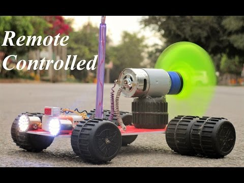 Download How To Make a Remote Control Car - Very Simple