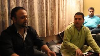 Zaheer Babur's 50th Birthday - Tariq Hameed and Rufi 004