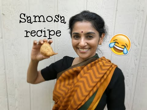Xxx Mp4 How To Cook A Samosa Cooking Recipe Sailaja Talkies 3gp Sex