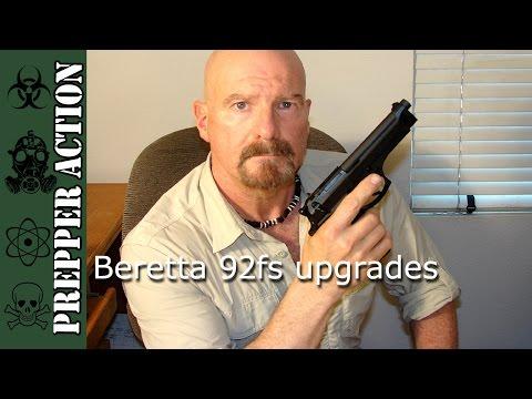 Beretta 92fs MUST HAVE upgrades