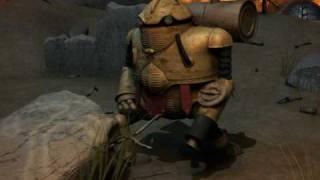 C Trigger's ROBO/R66-Y Cinematic