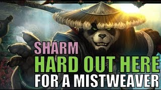 Sharm ~ Hard Out Here (For A Mistweaver) World Of Warcraft Parody