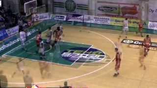 Highlights KTP-Basket vs. Salon Vilpas 23012015.