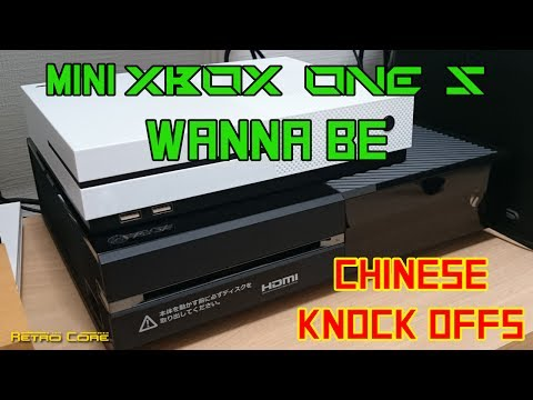 Xxx Mp4 Chinese Knock Offs Xbox One S Wanna Be The X Game 3gp Sex