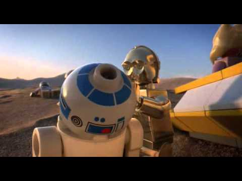 LEGO Star Wars A Ameaça Padawan Completo Dublado PT BR