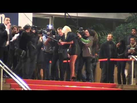 Xxx Mp4 Victoria Silvstedt NRJ Music Awards 2011 Cannes Palais Des Festivals Red Carpet 22 1 2011 15 3gp Sex