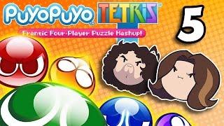 Puyo Puyo Tetris: Puyo Party - PART 5 - Game Grumps VS