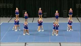 Columbus High School Cheerleading 08 STATE CHAMPS!