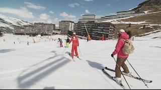 لافالي دو بلفيل.. أعلى منتجع للتزلج في أوروبا