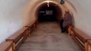 Arsenale Militare di Messina rifugio antiaereo.flv