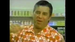 80's Ads: Jerry Lewis 7-Eleven Coffee Song 1980
