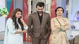 Ghar Ghar Ki Khani | Ek Nayee Subah With Farah | 16 July 2018 | Aplus