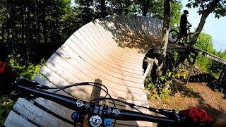 It's quite ridiculous U.P. here in Copper Harbor | Mountain Biking Michigan's Upper Peninsula