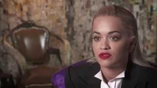 Rita Ora Talks About Chris Brown