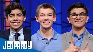 Which Teen Will Win $100,000? | JEOPARDY!